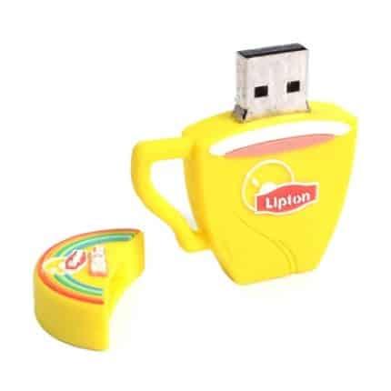 USB-stick (Lipton) Tea - Cup