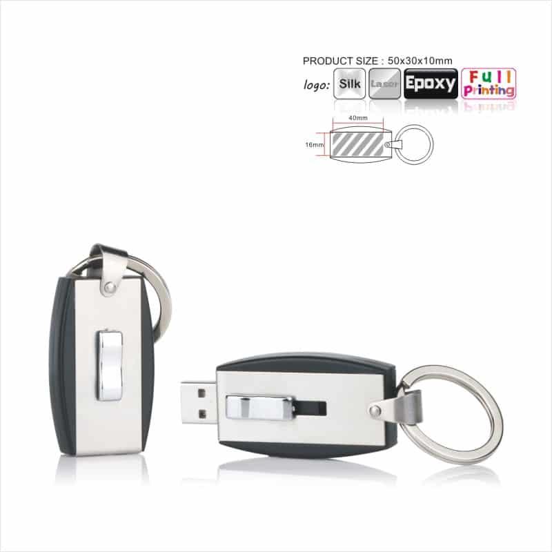 USB-stick Slide & Clip