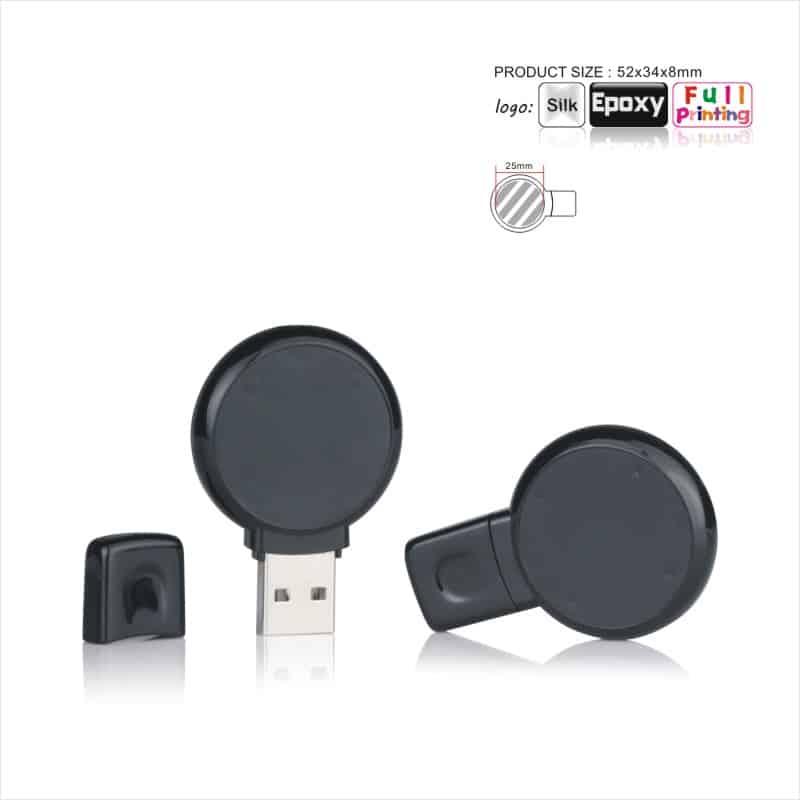 USB-stick Doaming - Epoxy - Rond