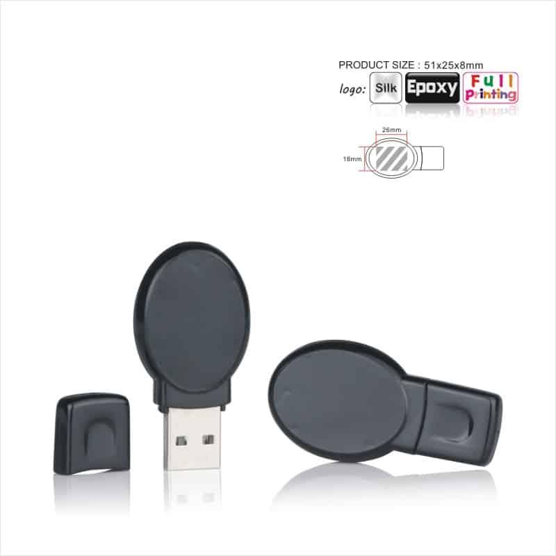 USB-stick Doaming - Epoxy - Ovaal