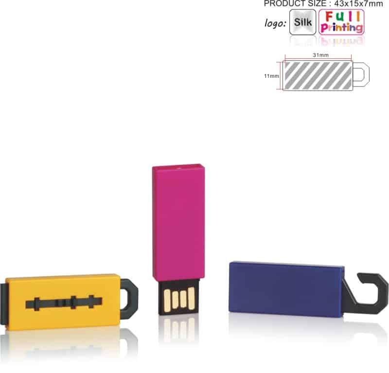 USB-stick (Stanley) Hook - Haakje