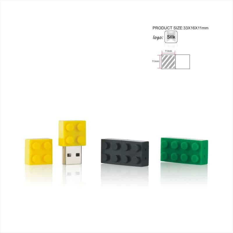 USB-stick (LEGO) Blokje - Brick