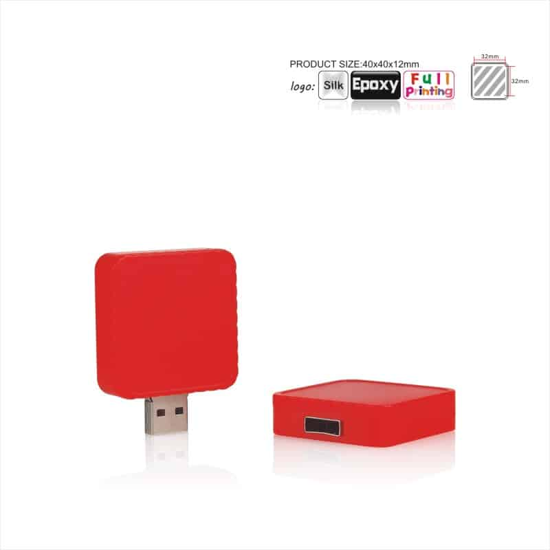 USB-stick Square - Block
