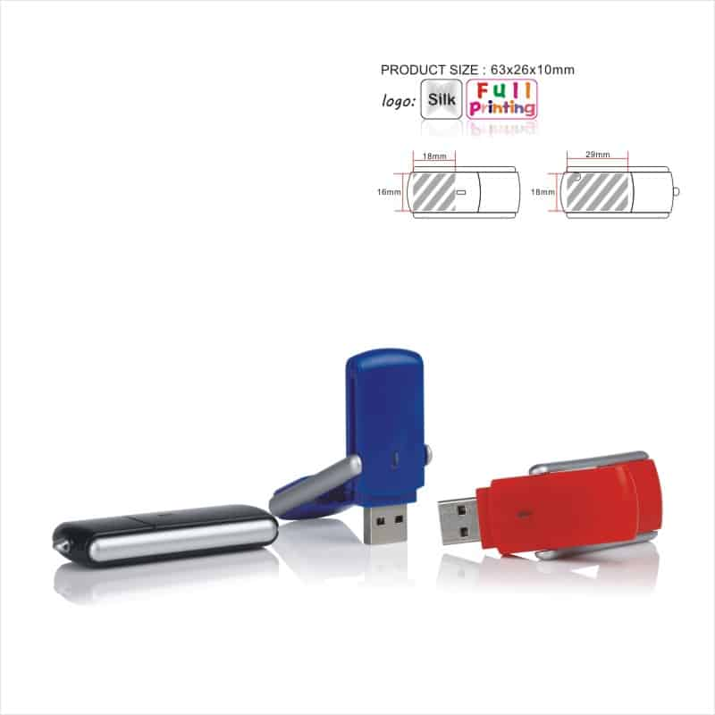 USB-stick Slide & Flip