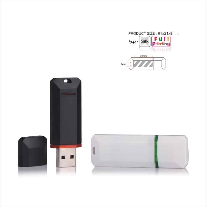 USB-stick Allotroop - Rechthoek