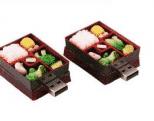 USB stick sushi bedrukt met logo
