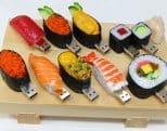 Sushi USB bedrukt