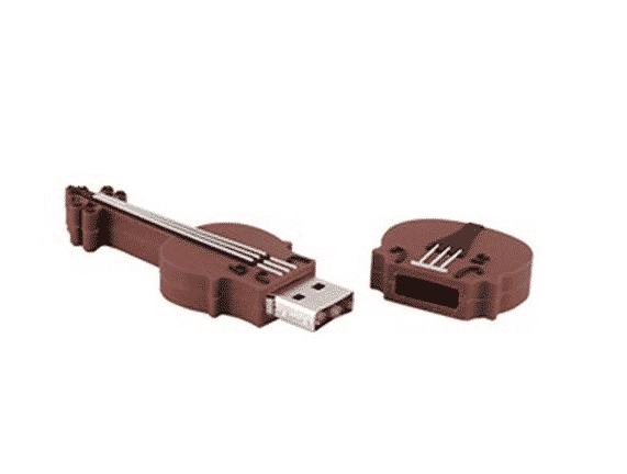 USB-stick Viool - Muziekinstrument