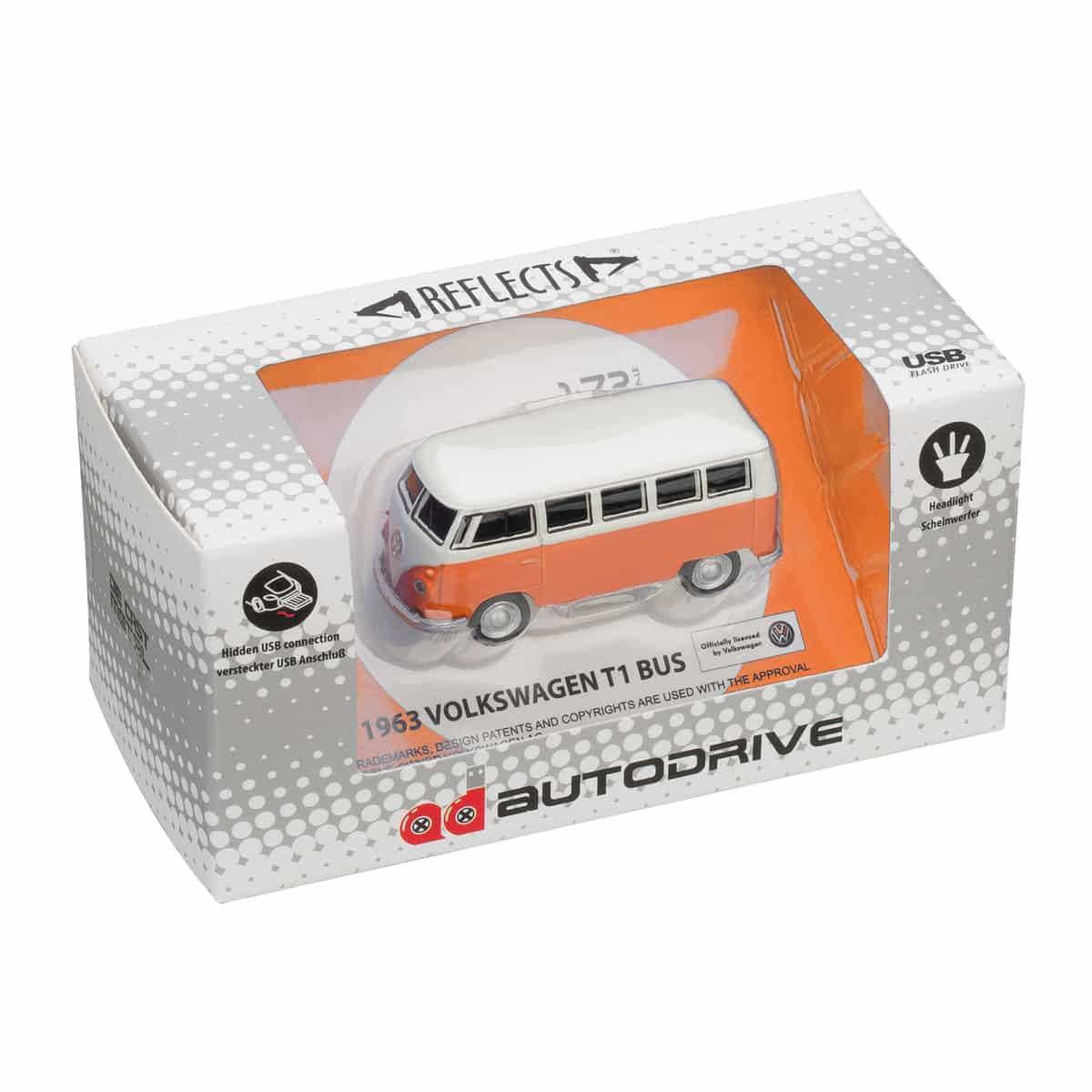 usb stick flash drive volkswagen t1 bus usb wereld. Black Bedroom Furniture Sets. Home Design Ideas